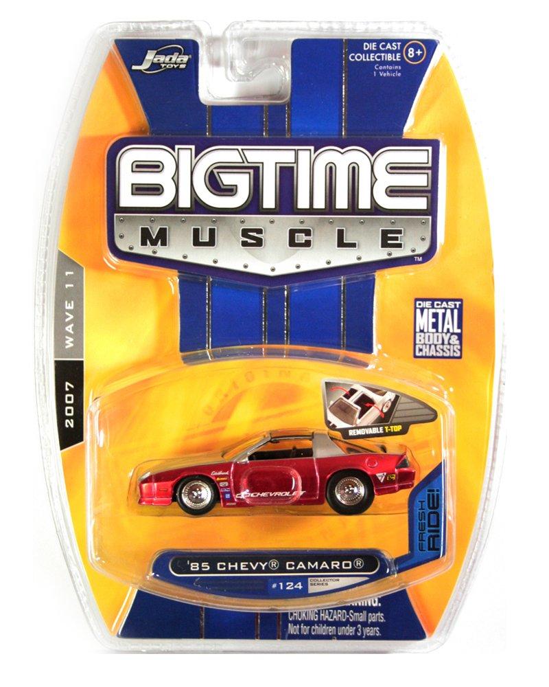 Jada BigTime Muscle 1985 Chevy Camaro