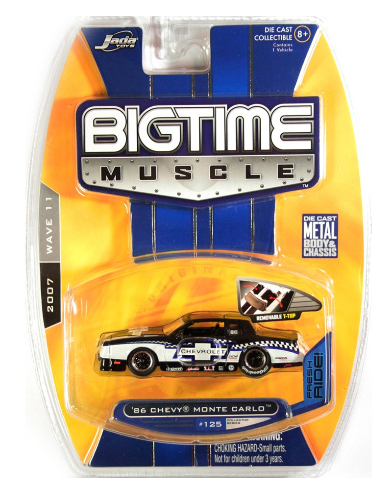 Jada BigTime Muscle 1986 Chevy Monte Carlo