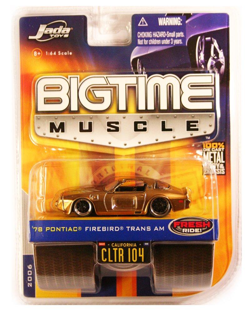 Jada BigTime Muscle 1978 Pontiac Fireebird Trans Am