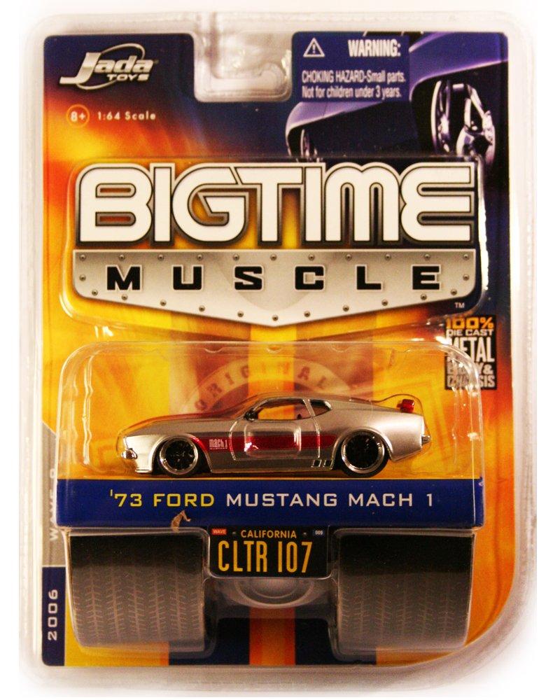 Jada BigTime Muscle 1970 Ford Mustang Mach 1