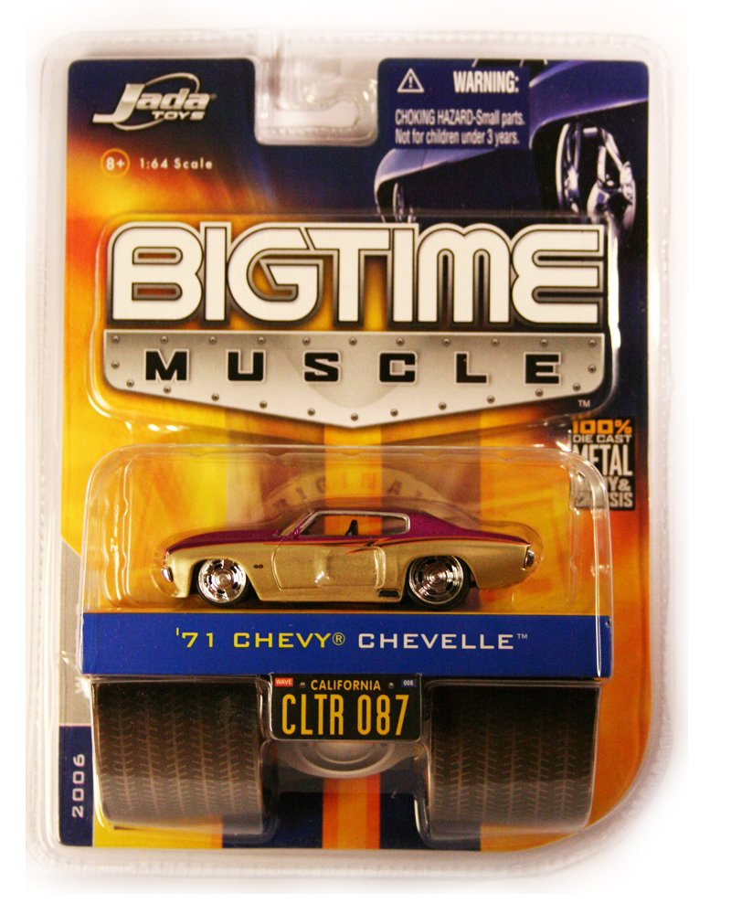 Jada BigTime Muscle 1971 Chevy Chevelle