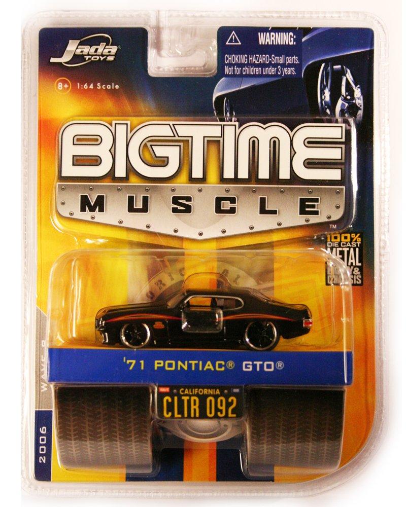 Jada BigTime Muscle 1971 Pontiac GTO