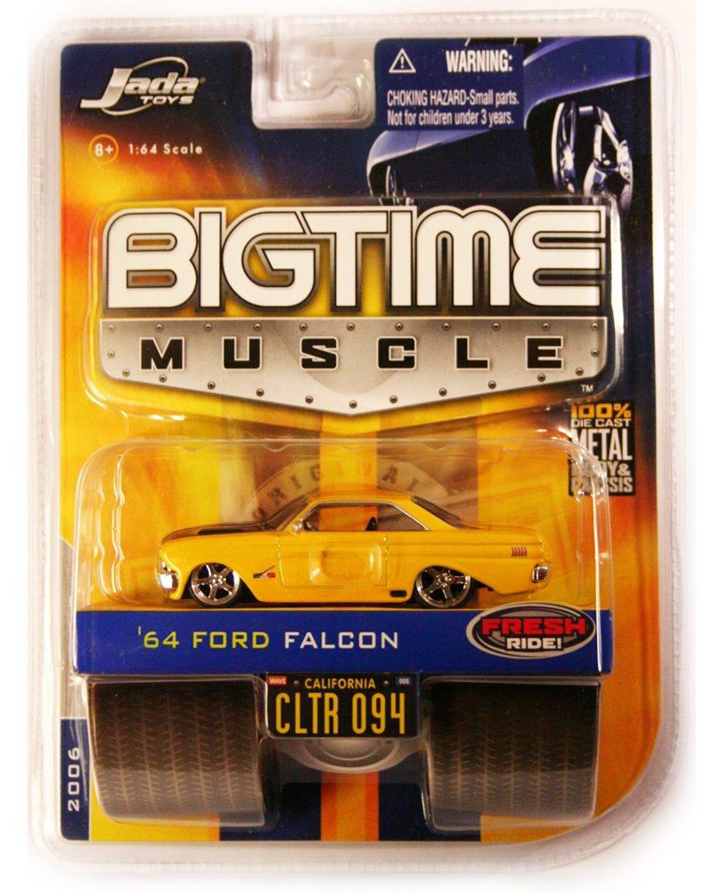 Jada BigTime Muscle 1964 Ford Falcon