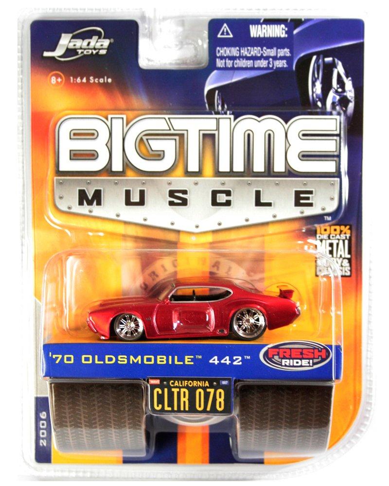 Jada BigTime Muscle 1970 Oldsmobile 442