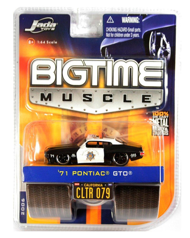 Jada BigTime Muscle 1970 Pontiac GTO