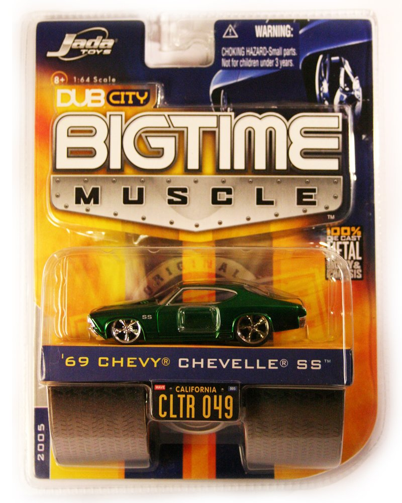 Jada BigTime Muscle 1969 Chevy Chevelle SS