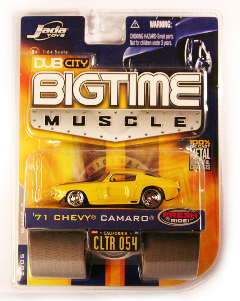 Jada BigTime Muscle 1971 Chevy Camaro