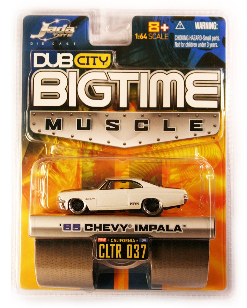 Jada BigTime Muscle 1965 Chevy Impala