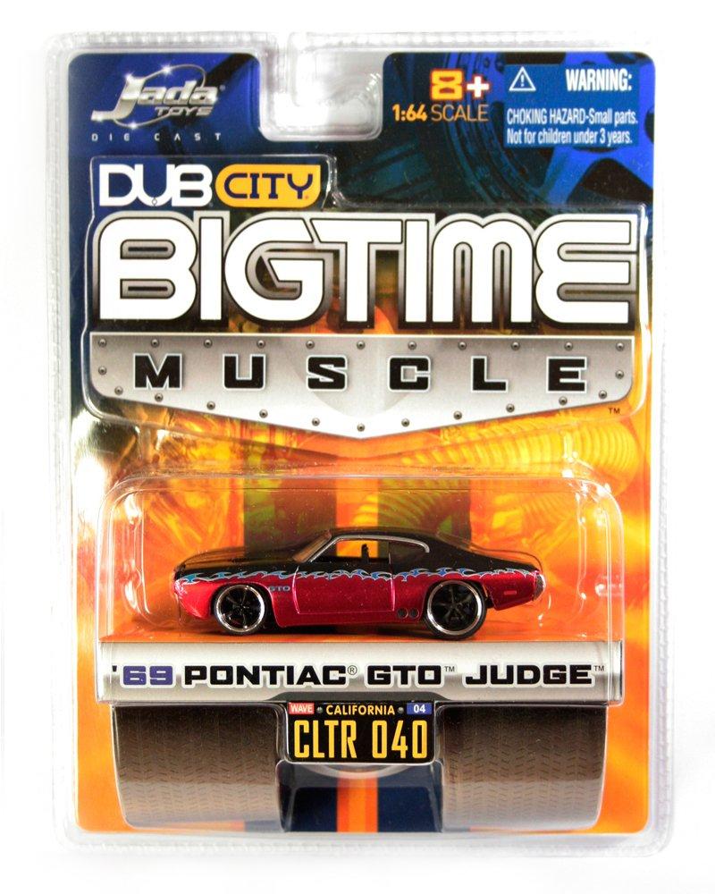 Jada BigTime Muscle 1969 Pontiac GTO Judge