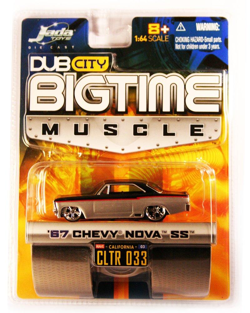 Jada BigTime Muscle 1967 Chevy Nova SS