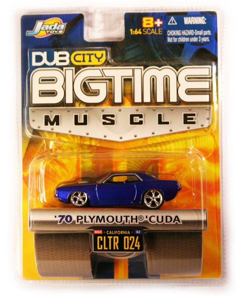 Jada BigTime Muscle 1970 Plymouth Cuda