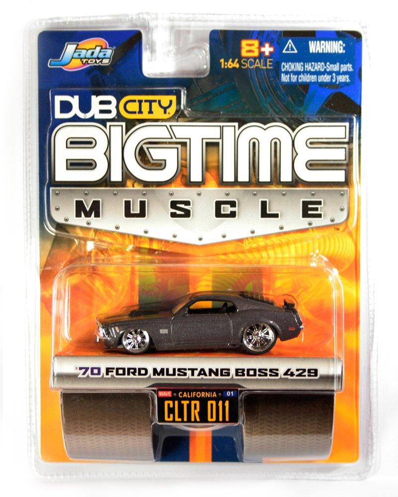 Jada BigTime Muscle 1970 Ford Mustang Boss 429