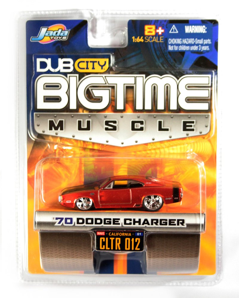 Jada BigTime Muscle 1970 Dodge Charger