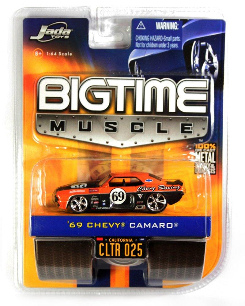 Jada BigTime Musle 1969 Chevy Camaro