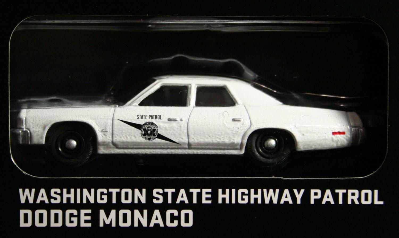 GreenLight Hot Pursuit 1977 Dodge Monaco Washington St. HP