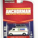 GreenLight Channel 4 News Team Dodge Van Anchorman
