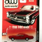 Auto World 1966 Pontiac GTO - RED