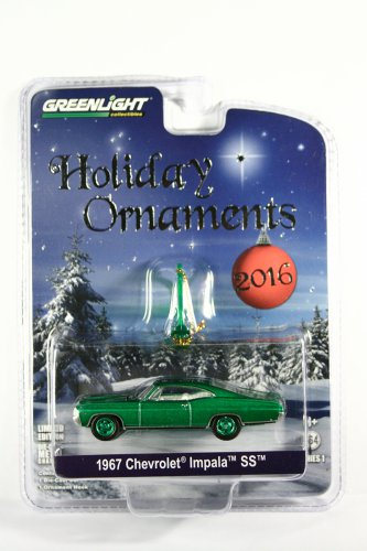 GreenLight GREEN MACHINE 1968 Chevrolet Impala SS