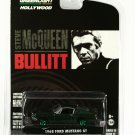 GreenLight GREEN MACHINE 1968 Ford Mustang GT Bullitt Hollywood