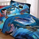 Batman Lightening Night Twin Comforter Set