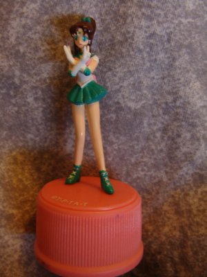 Sailor Jupiter Bottlecap Figure