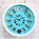 Nautical 3D Design Wall Clock