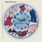 Resin Wall Clock-1