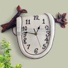 Abstract Design Polyresin Wall Clock