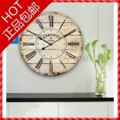 Euro Country Wall Clock 0225
