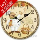 Country House Wall Clock  0012