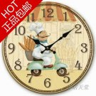 Country House Wall Clock 0011