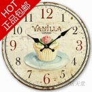 Country Life Wall Clock  0017