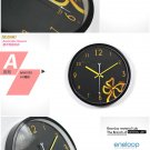 12 Inch Mute Wall Clock (Color Randomly Sent)  MV6709