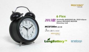 Night Light Mute Alarm Clock (Color Randomly Sent) MC6F300M