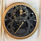 "14"" Stylish Gearwheel Wall Clock"