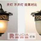 60W Antique Inspired Wall Light OW096C