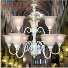 European-Style Classic 9 Light Chandelier CH018-9-47