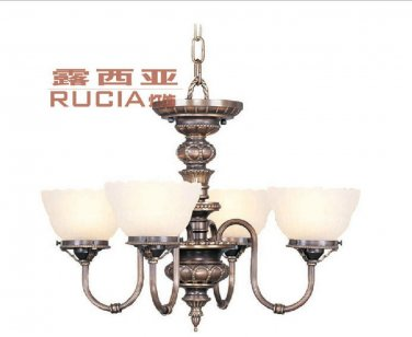 Luxuary chandelier Light with 4 Lights Up CH78-4-41