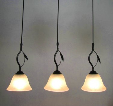 Comtemporary Pendant Light with 3 Light 0093P