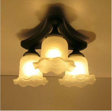 comtemporary style  Flush Mount with 3 Lights 80183X