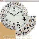 Modern Mosaic Style Wall Clock - WMS2001