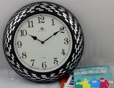 Modern Mosaic Style Wall Clock - WMS4002(SMALL)