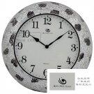 Modern Mosaic Style Wall Clock - WMS6002