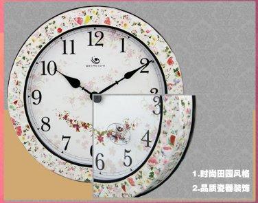 Modern Mosaic Style Wall Clock - WMS7002