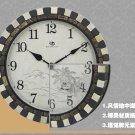 Modern Mosaic Style Wall Clock - WMS7004