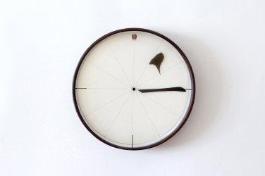 """12""""H Round Chinese Style Originality Mute Wall Clock - CY1002"""