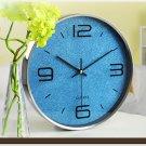 """12""""H Modern Style Brief Mute Wall Clock - LEYU8014-4"""