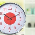 "12""H Modern Style Mute Wall Clock- LEYU8041-2"