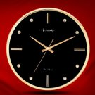 "13""H Classical Mute Wall Clock With Jewelry Decoration - JEBELY/GD266-01A"