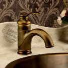 Centerset Antique Brass Bathroom Sink Faucet KZ-112Q